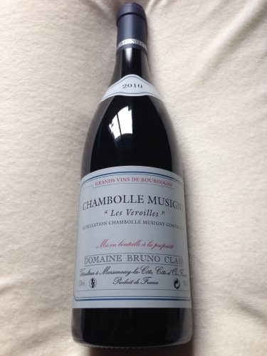 No.93 Domaine Bruno Clair Chambolle Musigny Les Veroilles 2010